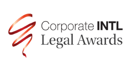 Corporate international legal awards